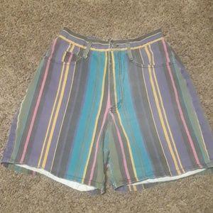 3@20 sale vintage shorts 7/8